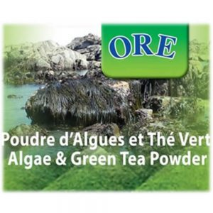 ore-algae-green-tea-powder