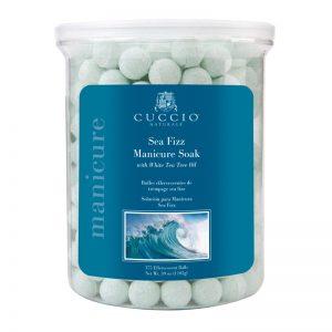 Cuccio Naturale Sea Fizz Manicure Soak Balls