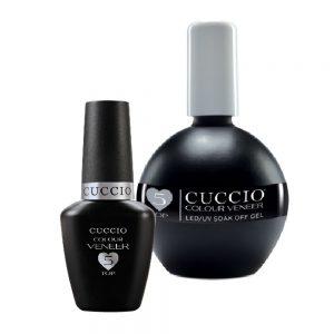 Cuccio Veneer Treatment