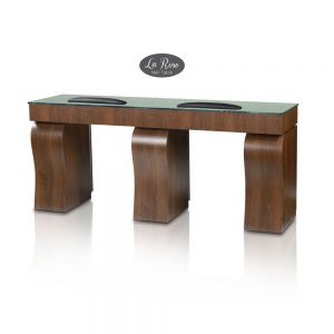 Gulfstream-La-Rose-Double-Nail-Table