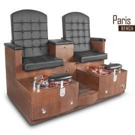 Gulfstream-Paris-Double-Bench_Black