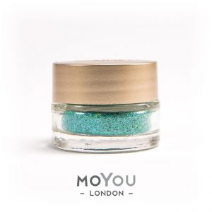 Moyou-018-Under-the-sea-glitter-nail-art