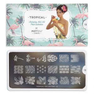 Moyou-Tropical-nail-art-image-plate-12