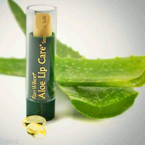 Aloe lip care