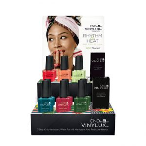 CND Rhythm & Heat Collection