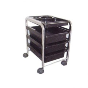 Pedicure Carts & Footrests