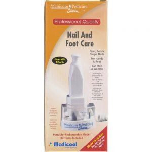 Medicool-manicure-pedicure-station-new-box