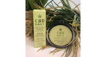New Cbd Daily Intensive Cream Amp Soothing Serum