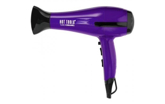Hot Tools Turbo Ceramic Ionic Hair Dryer Ht7007cn
