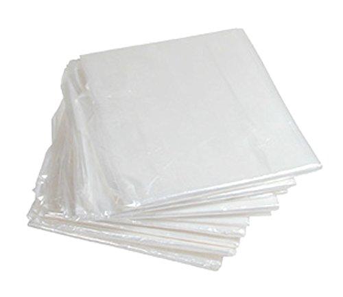 Plastic Body Wrap Sheets 25pcs Pack Large Size Fernanda