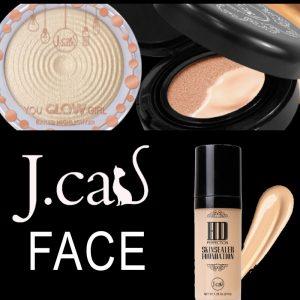 J Cat Face