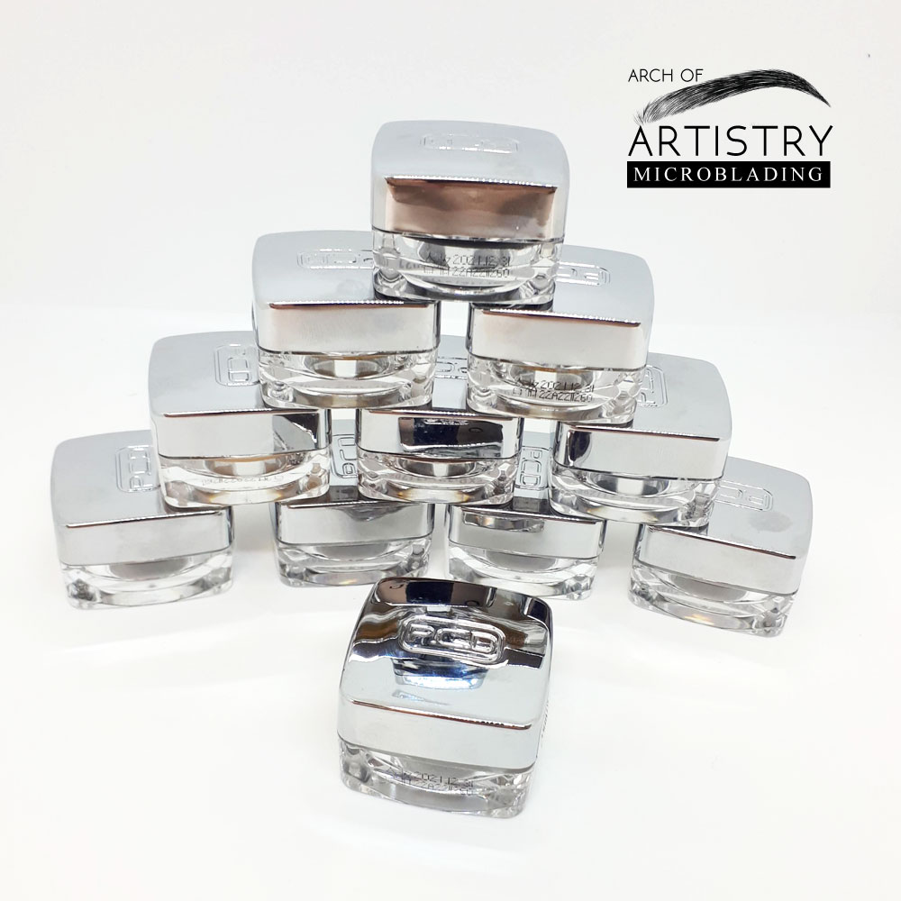 Arch Of Artistry Microblading Pigments Fernandas Beauty Spa Artisty Lotion System