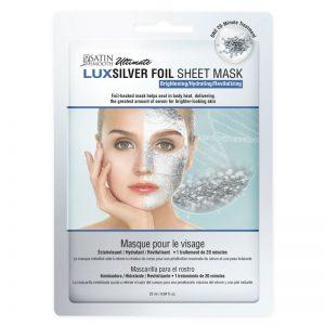 silver foil sheet mask