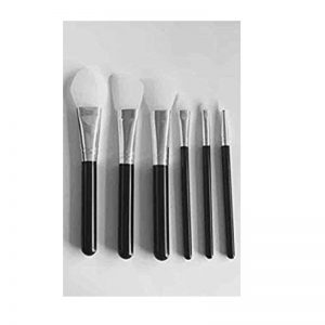 Silicone-mask-brush-set