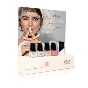 Yes I Do! - CND Vinylux Collection