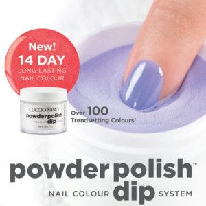 Cuccio Powder Polish