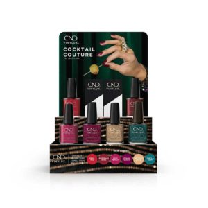 Cocktail Couture- The Vinylux Collection