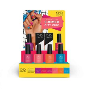 Summer City Chic - The Vinylux Collection